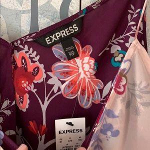 Express Tops - Express High-low Top Sz XXS